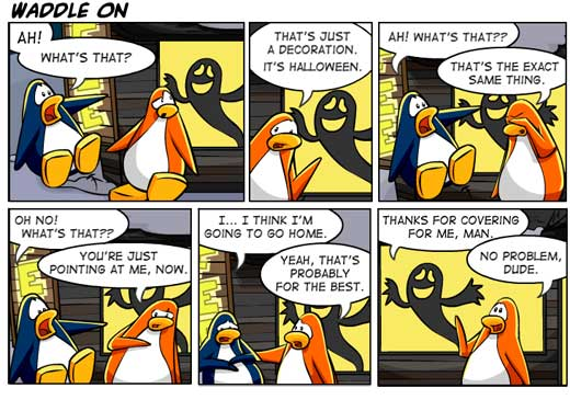 Comics « Club Penguin Cheats